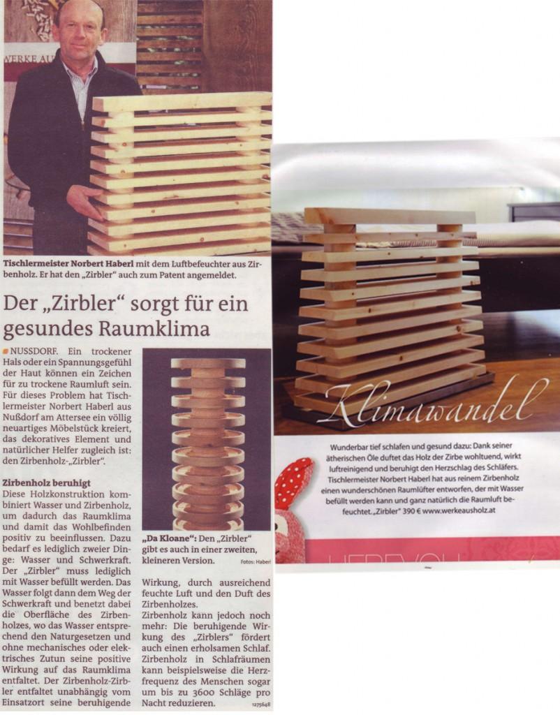 Presseausschnitt-Rundschau